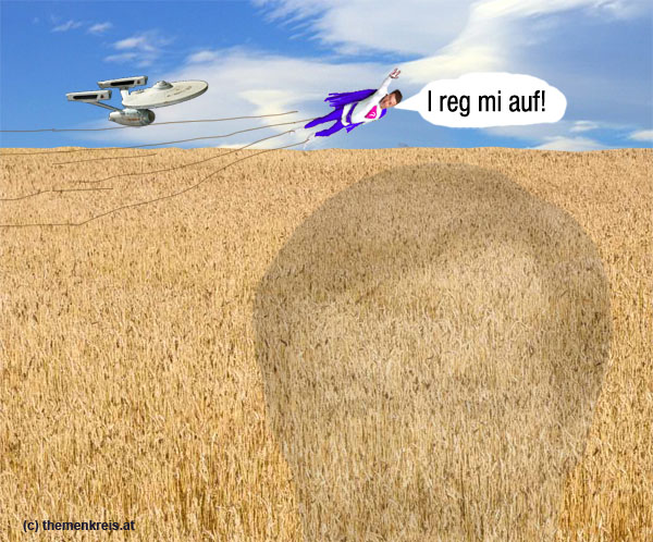 Super Novak auf der Spur von Scharlatanerie und UFOs